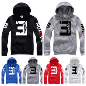 Hommes Femmes Eminem Hip Hop Pull à capuche en laine à capuche Sweat Veste