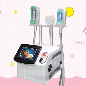5 in 1 Kryotherapie Fat Freeze-Schlankheits-Maschine Cryolipolysis Fett Einfrieren Fettabsaugung Maschinen mit 5 360 ° Cryo Griffen