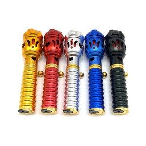 10pcs lot Navpeak Spot Metal Incense Burner with Lighter Portable for Middle East Crafts Arab Incense Burner