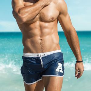 Mens Quick Dry Casual Beach Short Swim Trunks Swimsuit with Mesh Lining Swimwear Bathing Suits Beachwear Board Shorts Drawstring Sportwear