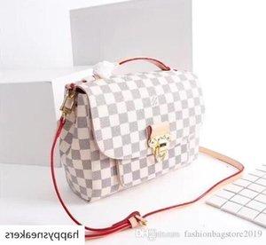 -L new fashion high quality Leather bag Designer Chian Cross body for Women Single shoulder Clutch Bags