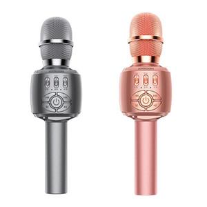 JOYROOM Bluetooth-Karaoke-Mikrofon JR-MC2 Tragbare kabellose Hand-Karaoke-Mikrofon-Lautsprechermaschine für iPhone Samsung PC Alle Smartphones