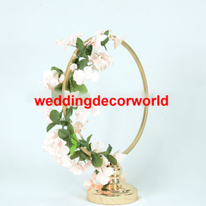 Nueva venta de color barato pintado pasarela stand boda pasillo decoraciones pilar para bodas decoración decoración