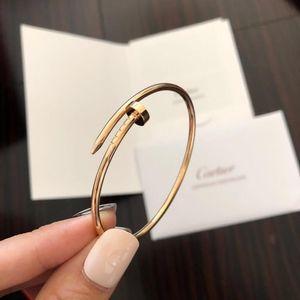 Luxus-Designer Schmuck Armband neue Art Silber Rose Gold Männer Frauen Diamant-Armbänder Iced Out Anhänger Männer Armbänder Schmuck Frauen-Armband