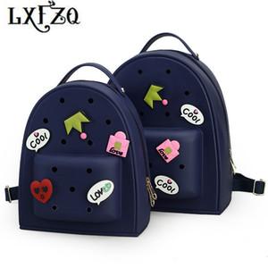 School Knapsac School Bag Candy Color Cartoon Backpacks Kids Mochila Escolar Infantil Children's Backpacks For Children Kids Bag J190619