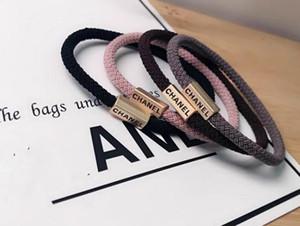 2019 classico marchio di moda capelli anello stampa copricapo corda alta fascia elastica personalità semplice contatore dono durevole