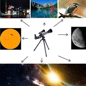 New Sale Outdoor Monocular Astronomical Telescope With Tripod Portable Toy Children