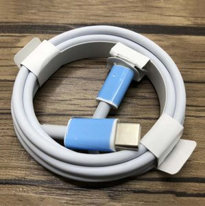 100pcs 18W PD Charging Cable USB C For Phone 11 Pro Max Data Cable Type C Quick Charge for USB-C Core with box