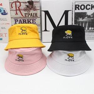 visage souriant lettre dehors chapeau de pêche du pare-soleil en plein air pour les enfants pliable chapeau de pêche visage souriant chapeau pour enfants