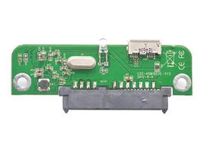 """HDD 케이스 용 PCB 보드 USB3.0 케이블 SATA III SSD 2.5 """"USB 3.0 5Gbps SATA 드라이브 케이블 ASM1053 노트북 외장형 하드 드라이브 PCB 드라이브 보드"""