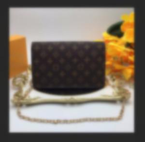top M94336 Leather classic fashion handbag card bag zero wallet men's and women's backpacks single shoulder bag M94336