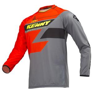 دراجة نارية جديدة الفانيلة الدراجات النارية و الدراجات النارية XC GP الدراجة الجبلية FOR KTM الشتاء / الصيف موتوكروس جيرسي BMX MTB DH T الملابس قميص