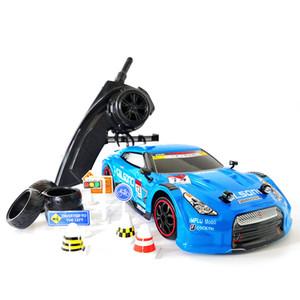 드라이브 4WD 빠른 원격 GTR 2.4G 무선 제어 오프로드 차량 RC는 고속 모델 자동차 T200115 드리프트