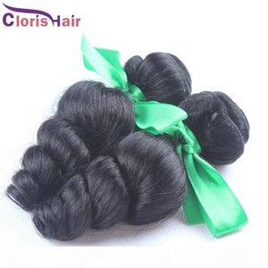L New Arrival Loose Wave Human Hair Extensions Unprocessed Raw Indian Loose Curl Hair Weave Cheap Wavy Remi Weft 2 Bundles Deals