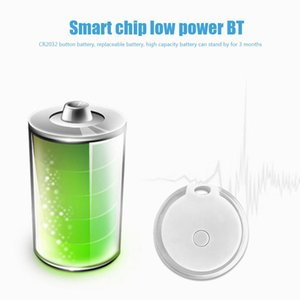 Remota de dispositivos anti-perdida Buscar Buscador de GPS Bluetooth los Mascotas Pérdida de seguimiento impermeable Prevención de alarma inteligente Mini