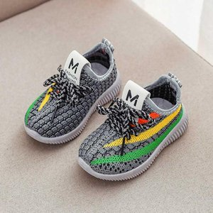 baby boy girl Toddler shoes Traspirante antiscivolo scarpe calzino piano piede calzini corti 0-2years 6 dimensioni B351 TB01