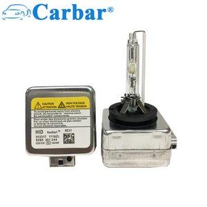 Farol Lâmpadas D3S 6000K Xenon HID Repcement Bulb Diamond White metal Stents Base de 12V Car HID Xenon Cabeça luzes 35W 4300K 8000K