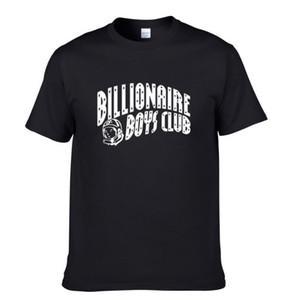 Marca Billionaire Boys Club Top uomo T-shirt shirt Cotone Donne Coppia Sport Tees Maglione parti superiori di estate t-shirt Hip Hop Harajuku Tees S-3XL
