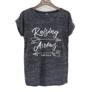 Womens Tops Mulheres Designer Casual T-shirts Russian Verão Womens fina em torno do pescoço de manga curta preto Impresso Padrão Top linho Blusas Mujer