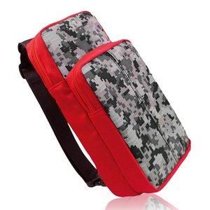 PG-9183 para el interruptor serie de juegos bolsa de viaje multifunción bolsa de almacenamiento para Interruptor / Switch Lite consola de protección mochila bolsa