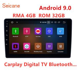 Seicane Carplay 4GB GPS Radio Android 9.0 Car Multimedia Player para 2011-2017 Lada Granta com suporte Bluetooth TV Digital carro dvd