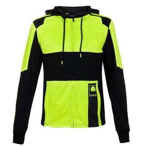 Moyocross mens moto da corsa con cappuccio moto in sella rivestimento dei vestiti hoody Guidare vestiti zip maglia felpe cappotto MotorbikeY