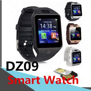 DZ09 Smartwatch Camera Android GT08 U8 A1 Smart Watch Wristband Answer Call SIM Card Intelligent Mobile Phone Watch Can Record Sleep State