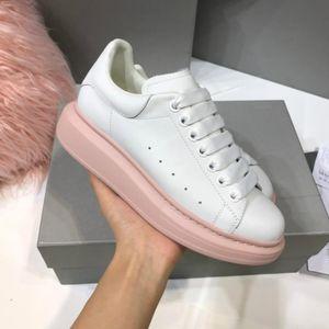 2020 Colorful Reflection Mens Casual Shoes Platform Fashion Luxury Designer Women Sneakers Leather Orange Vintage Trainer Shoes Arthur