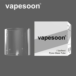 أنبوب زجاجي VapeSoon أصلي لـ Freemax Twister 80 واط Kit Fireluke 2 TPD Fireluke MINI Mesh Pro Starre Pure FireLuke Mesh