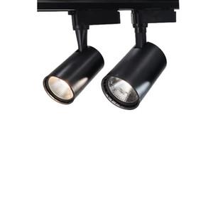 أضواء المسار LED 10W 20W 30W 40W LED السكك الحديدية ضوء المسار بقعة ضوء المسار الإضاءة للمتجر أضواء مصباح الجدري