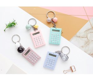 Instruments Scientific Calculator, Accents colorés