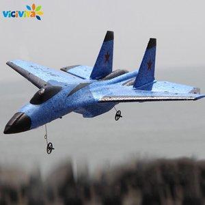 Cooler Super RC Kampf Fixed Wing RC Flugzeug FX-820 2.4G Fernbedienung Flugzeug RC Flugzeug Y200317