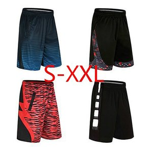 Men's Sports Running Short Basketball Athletic Shorts Summer Quick-dry Loose Breathable running Fitness Training Pant