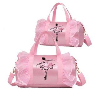 Schöne Mädchen Einhorn Rucksack 3 Stil Mädchen Prinzessin Kinder Party Süßigkeiten Taschen Schule Tanz Veranstalter Tasche Rucksack 18 * 29,5 cm