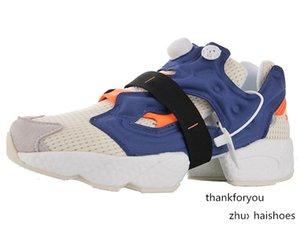 Marca Mens Instapump Fúria Prototype tênis para Femininos sapatos Striples Sports Womens OG Atende de OG Sneakers Mulheres Trainers Jogging