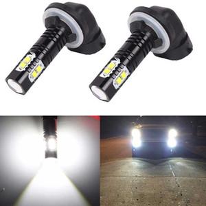 2PCS Car LED Fog Lamps 881 889 50W 10SMD High Power Lights