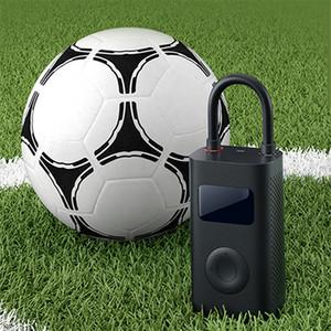 Xiaomiyoupin Elektrikli Şişirme Pompası Taşınabilir Akıllı Dijital Lastik Basıncı Bisiklet Motosiklet Otomobil Futbol için Tespiti Şişme Pompa