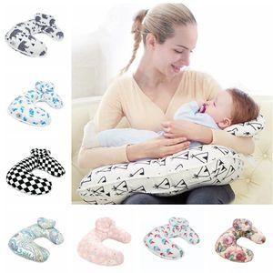 Aleitamento Materno Pillow bebê de enfermagem gravidez maternidade almofadas infantil dos desenhos animados destacável U Forma Dormir Almofada New TTA2098-4