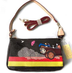 sacs à main designer sacs à main mode femmes sac sacs à main en cuir PU sac à bandoulière sac à bandoulière 30cm Crossbody sacs pour femmes Messenger sacs