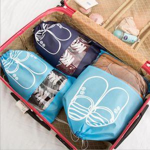 Travel Storage Bags Clothing Underwear Socks Organizer Bag Dustproof Cover Shoes Storage Bag Housekeeping