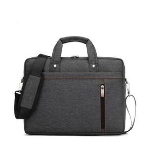 Usine en gros Business Laptop bag 12 14 15 15.6 17 17.3 pouces Mode Imperméable À L'eau haute capacité Unisexe épaule Notebook sac