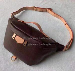 bolso de las mujeres del bolso de hombro de la calidad de la cintura alta calidad diseñador de la marca nueva llegada famosa promoción nueva moda