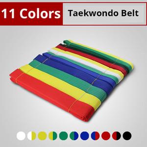 도매 가격 태권도 벨트 빨강 / 초록 / 파랑 / 흰색 / 검정색 태권도 유니폼 벨트 맞춤형 태권도 벨트