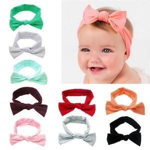 Baby-Stirnband-Häschen-Ohr-Mädchen Haarband Fest Baby-Stirnbänder für Mädchen-Kopf-Verpackungs-elastische Haar-Bänder Mädchen Hair Zubehör