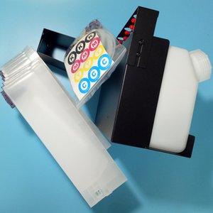 l'usine fournit directement le système d'encre en vrac à 4 couleurs horizontales pour l'imprimante mimaki JV3 JV33 CJV30
