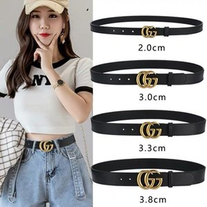 Fashion Men Genuine Leather Design Belts High Quality Gold and Silver Buckle Mens Belts Jeans Cow Strap For Women Belt Compare with simila