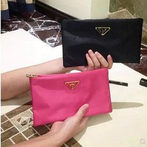 sac de maquillage classique P CustomTravel cas 2 couleurs beau sac pochette cosmétique Voyage marque / latest cosmétiques Livraison gratuite beauté de la mode bagA3