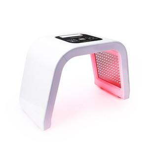 7 개 색상 PDF Led 빛 치료 LED 마스크 피부 젊 어 짐 광자 장치 스파 여드름 리무버 안티 링클 적색 LED 라이트 치료