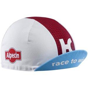 2020 KATUSHA Alpecin Pro Team 2 COLORI bicicletta Caps Uomini Donna primavera estate all'aperto Sport Ciclismo MTB Cappello Gorra Ciclismo