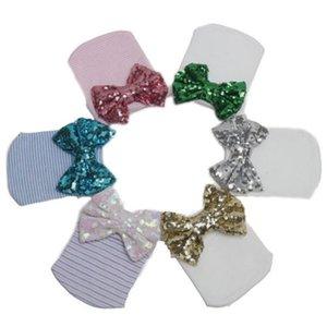 Yenidoğan Bebek Çocuk Kız Erkek Bebek ilmek Şapka Bebek Pamuk Beanie Hat Cap Sıcak 0-6M